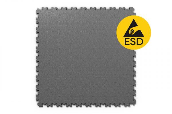 Piastrella ESD 63x63x4 grafite